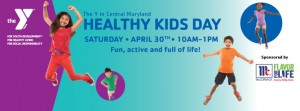 Healthy Kids Day Maryland