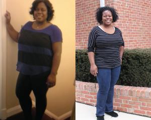 Rhea Butler Before & After