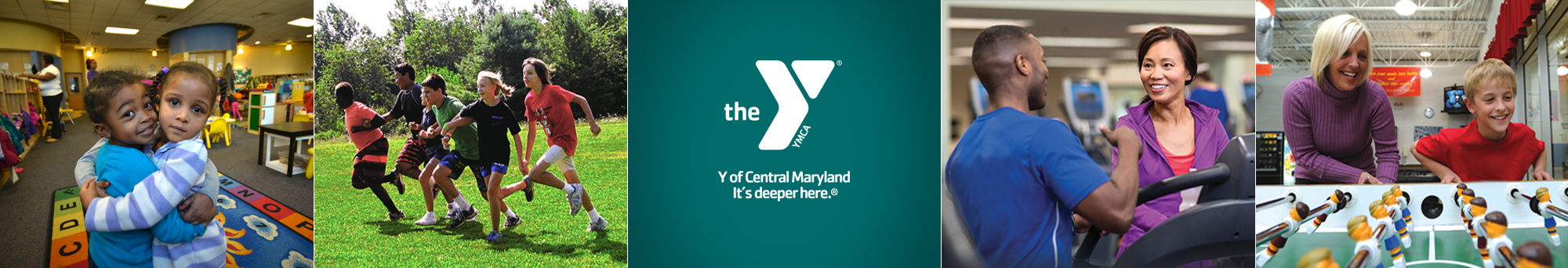 The Y in Central Maryland Blog